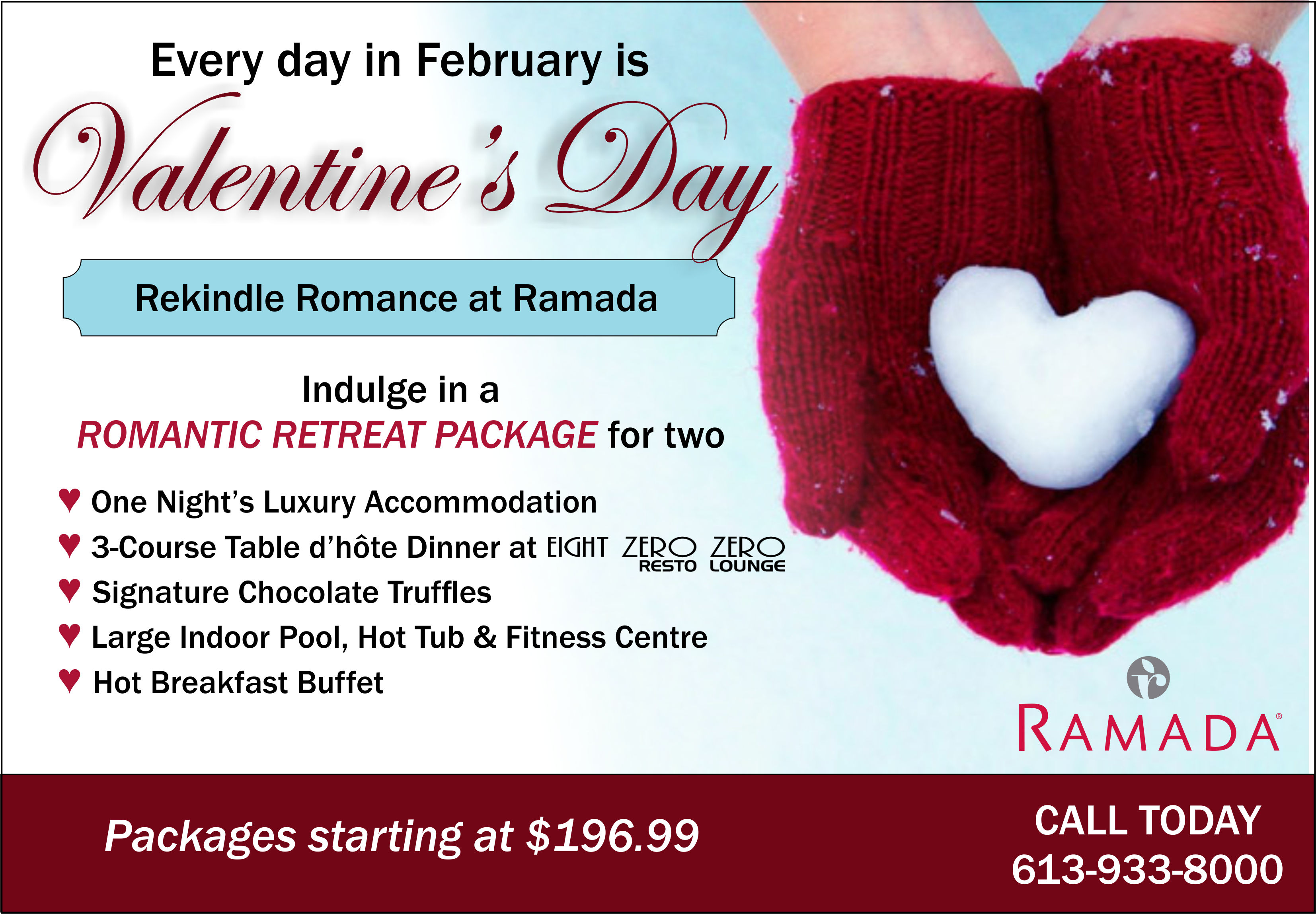 Romantic Retreat Package