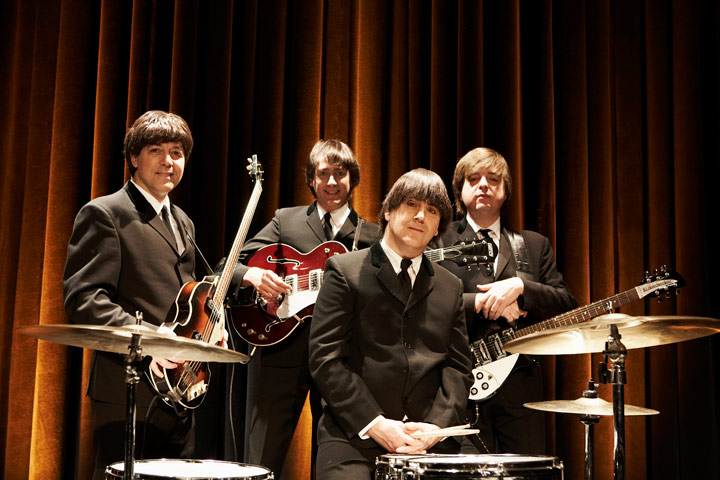 Beatles Replay Theater Shows Cornwall Hotel Events
