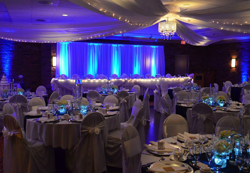 Wedding In St. Lawrence Ballroom