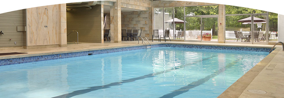 Cornwall Ramada Hotel Indoor Pool Fitness Gym Facilities